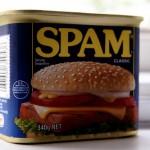 Usted no es un spammer!