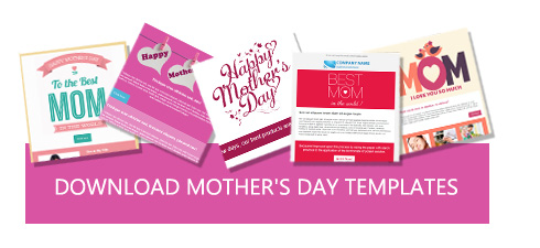 mother's day email templates
