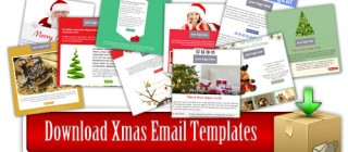christmas email templates email marketing blog sendblaster