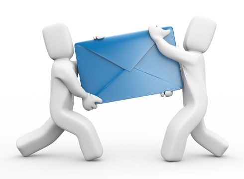 entrega de emails