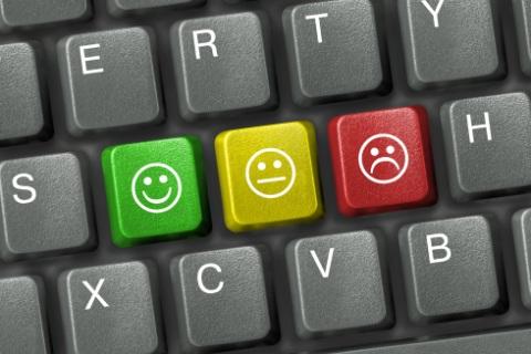 comunicaciones - emoticones - email