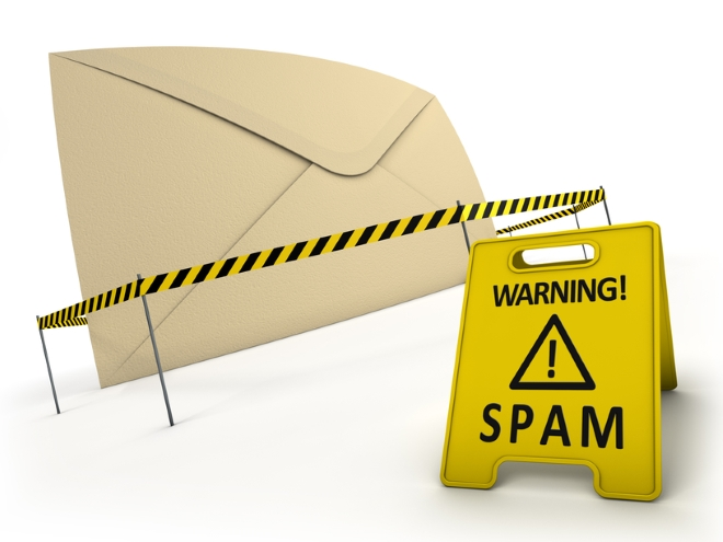 spam-warning