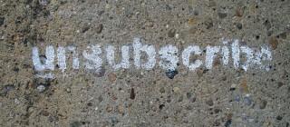 unsubscribe tools in sendblaster 3